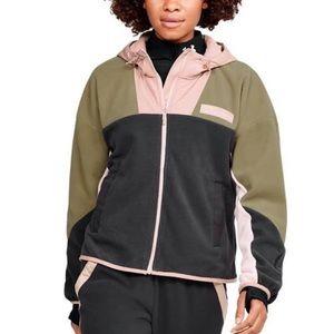 Under Armour Women's Polar-Tech Zip-Up Fleece